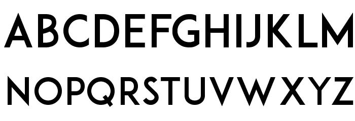 ADAM.CGPRO Schriftart Kleinbuchstaben
