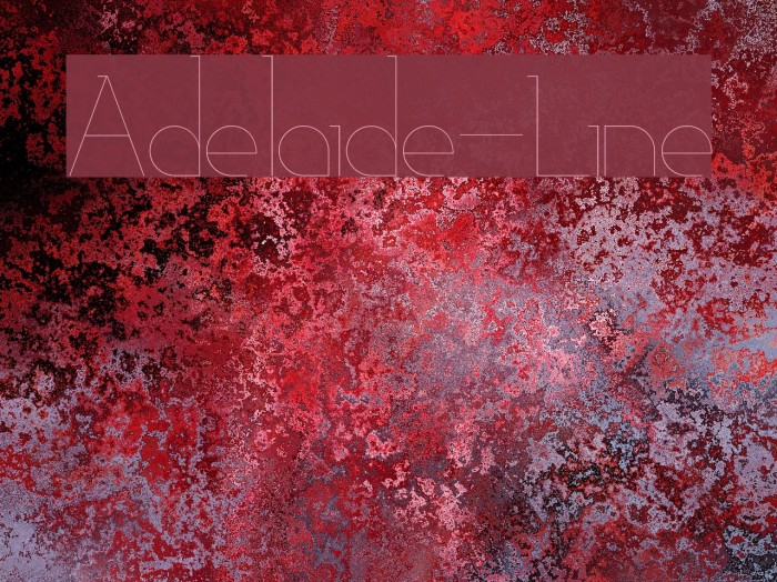 Adelaide-Line Fuentes examples