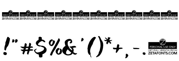 Adlery لخطوط تنزيل حرف أخرى