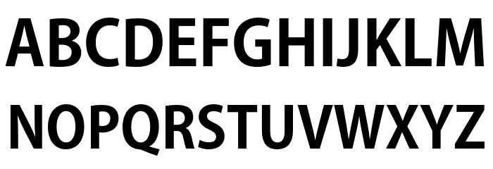 AdobeGothicStd-Bold لخطوط تنزيل الأحرف الكبيرة