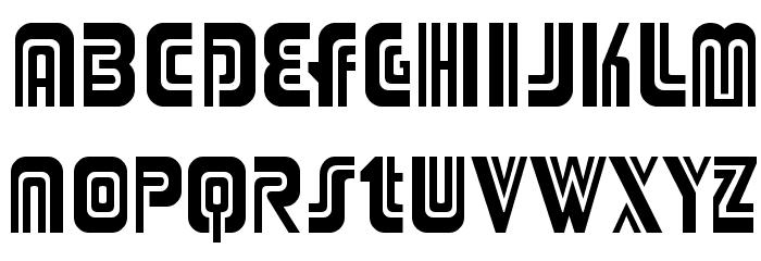 Adriator Font Litere mari
