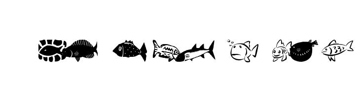 AEZ my pet fish  नि: शुल्क फ़ॉन्ट्स डाउनलोड