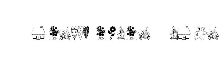 AEZAnastacia's Dings  Free Fonts Download