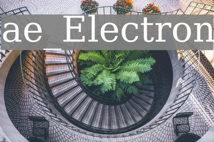 ae_Electron Fuentes examples
