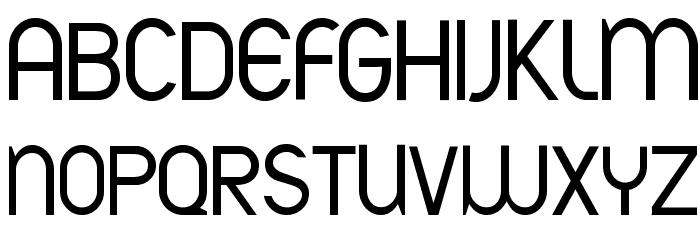 AfontLIGHTPERSONALUSE Font UPPERCASE