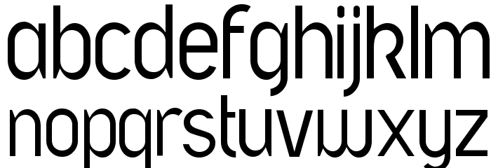 AfontLIGHTPERSONALUSE Font LOWERCASE