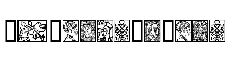 AfricanDesign  Frei Schriftart Herunterladen
