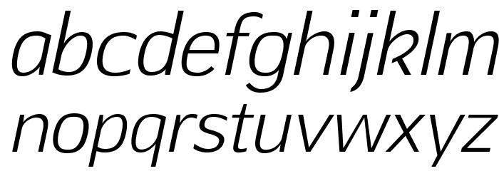 Aftasans-Italic لخطوط تنزيل صغيرة