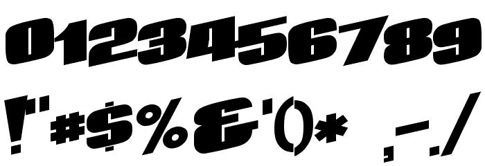 After Regular ttnorm Font Alte caractere