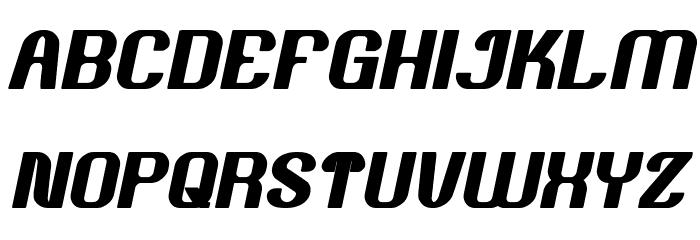 Age of Awakening Bold Italic Font UPPERCASE