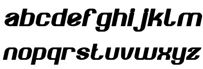 Age of Awakening Bold Italic Font LOWERCASE