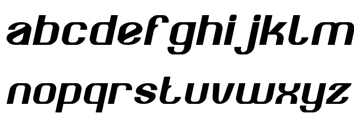 Age of Awakening Italic Font LOWERCASE