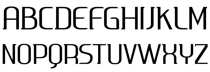 Ageone serif 字体 大写