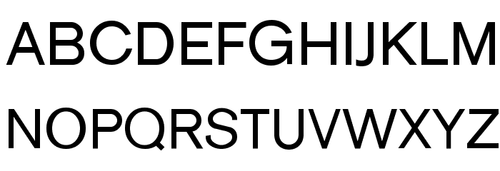 Aguizard Tryout Font UPPERCASE