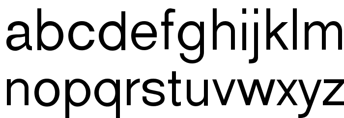 Aguizard Tryout Font LOWERCASE