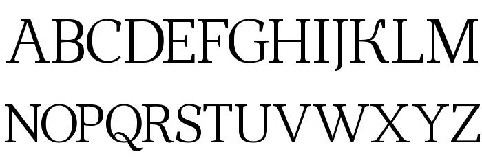 Ahellya Font UPPERCASE