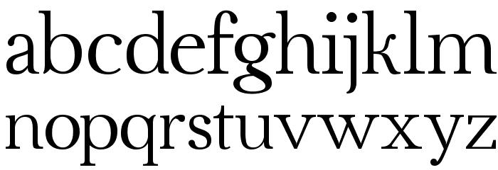 Ahellya Font LOWERCASE