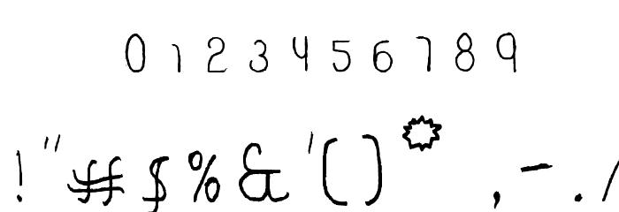 AI kelso HW  is handwriting फ़ॉन्ट अन्य घर का काम