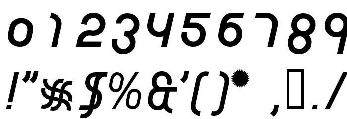 AI kelso I Шрифта ДРУГИЕ символов