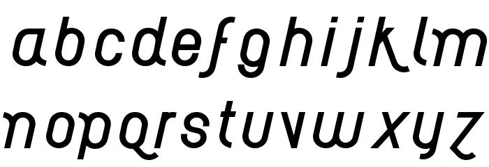 AI kelso I Шрифта строчной
