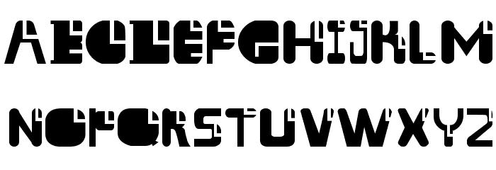 AISSUR Font LOWERCASE