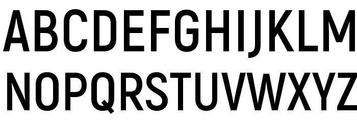 Akrobat Bold Font UPPERCASE
