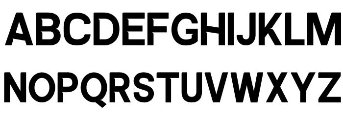 ALISEO Шрифта строчной