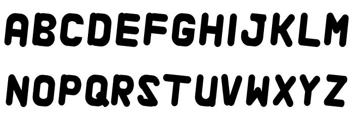Alaqua Italic फ़ॉन्ट लोअरकेस