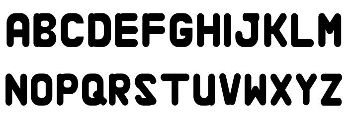 Alaqua Шрифта строчной