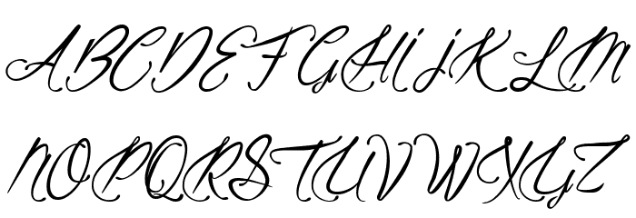 Alicia on the enchanted Highlands Font Litere mari