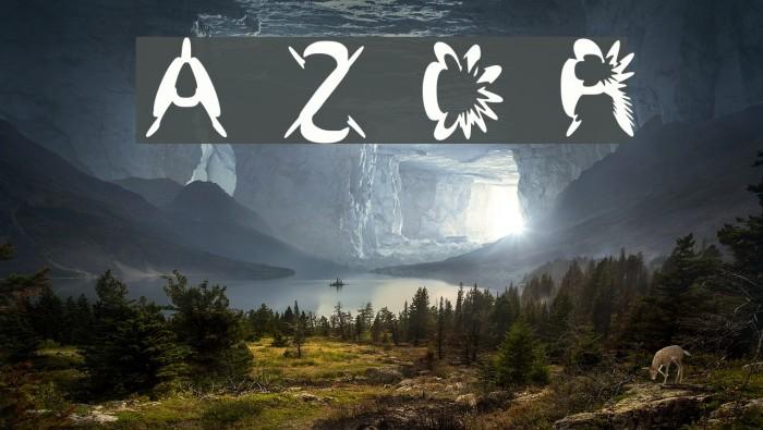 Alien Zoo Demo Regular Font examples