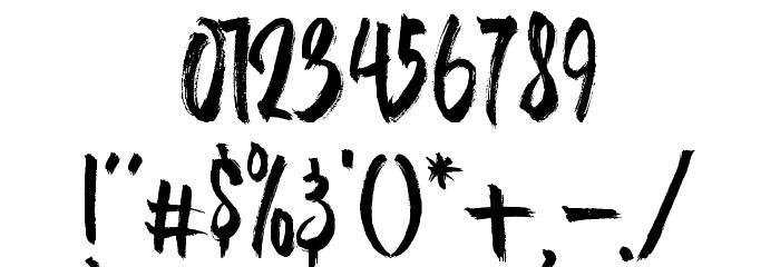 AlineaTypeface Schriftart Anderer Schreiben