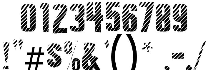 AlmonteWoodgrain-Regular Font Alte caractere