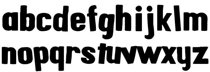 AlphaFridgeMagnets  Fonte MINÚSCULAS