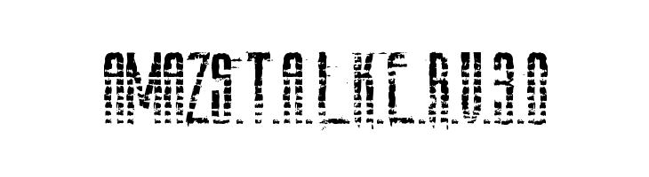 AmazS.T.A.L.K.E.R.v.3.0  baixar fontes gratis