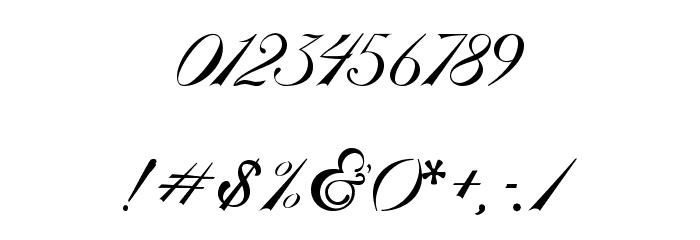 AmbergrisScriptFreePersonal Schriftart Anderer Schreiben