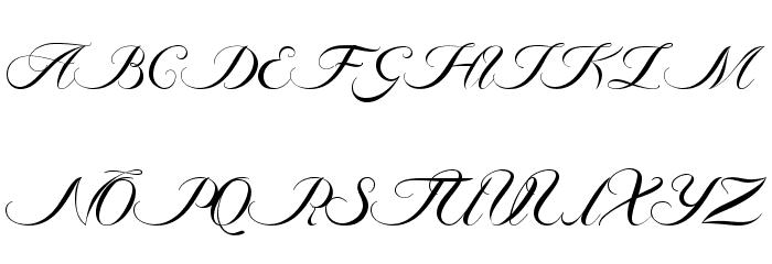 AmbergrisScriptFreePersonal Schriftart Groß