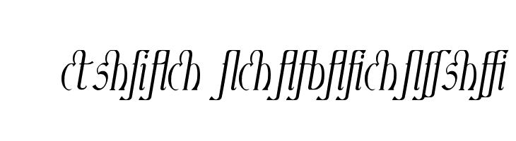 Ambrosia ItalicLigature  Descarca Fonturi Gratis