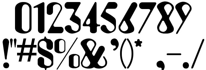 amelia font
