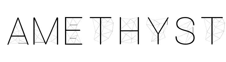 Amethyst  नि: शुल्क फ़ॉन्ट्स डाउनलोड