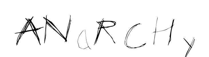 ANaRcHy  font caratteri gratis