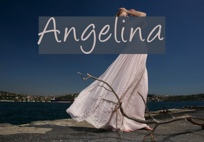 Angelina Font examples