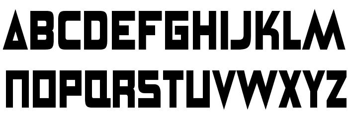 AngerpoiseLampshade-Regular Font Litere mari