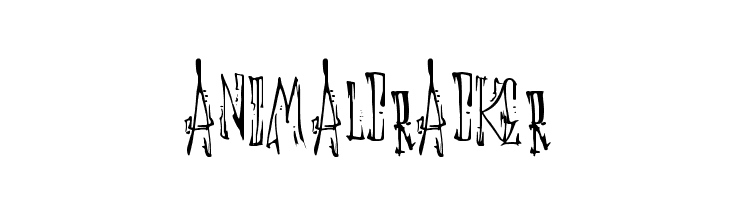 AnimalCracker  Free Fonts Download