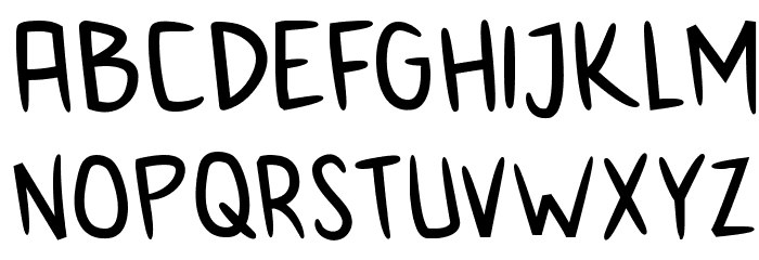 Anime Inept Font Free Fonts Download