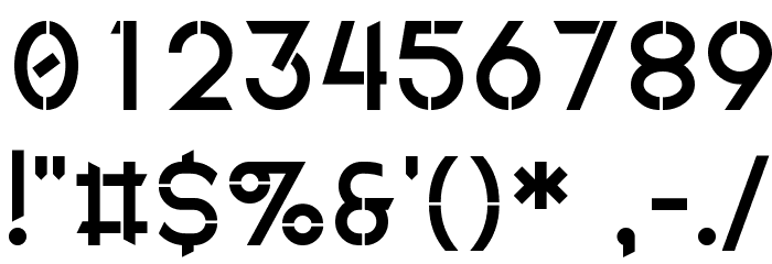 Anklada Novaz - original لخطوط تنزيل حرف أخرى
