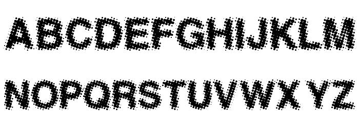 AntFarm GoneCamping Font UPPERCASE