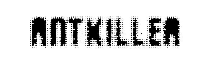 AntKiller  नि: शुल्क फ़ॉन्ट्स डाउनलोड