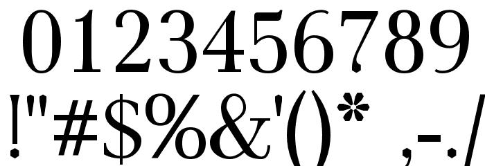 AntPolt-Regular Font OTHER CHARS