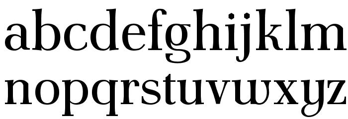 AntPolt-Regular Font LOWERCASE